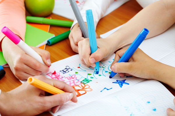 Drawing Tools for Kids